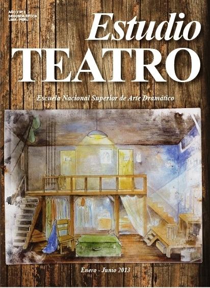 Estudio Teatro ENSAD 2013