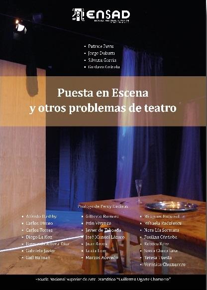 Puesta en escena y otros problemas de teatro